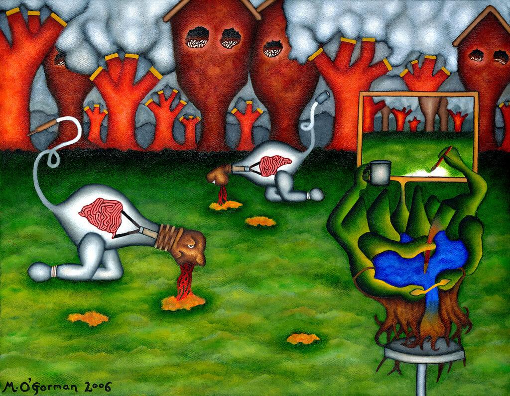 The Landscape Painter
